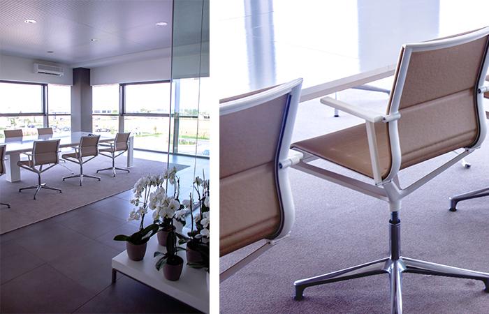 Sedie per sala riunioni sedie da conferenza ufficio archiproducts