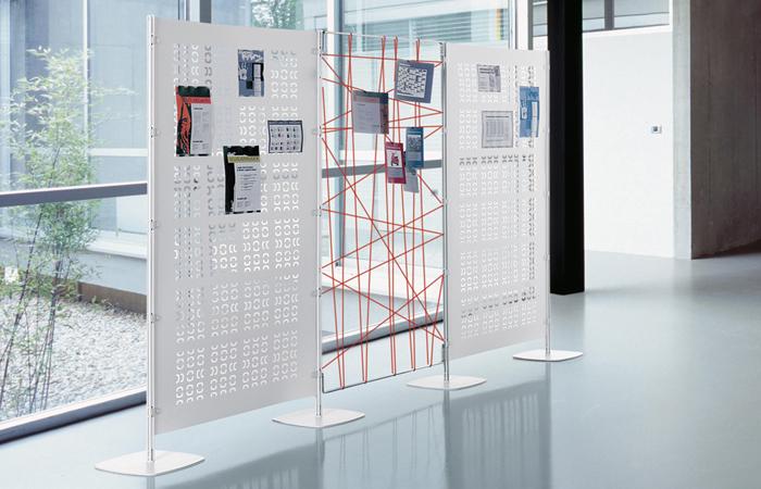 Arianna caimi brevetti divisori modulari design stl srl for Mobili divisori design