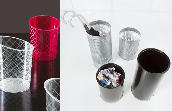 Cestino portaombrelli ufficio caimi design plastica for Design ufficio srl