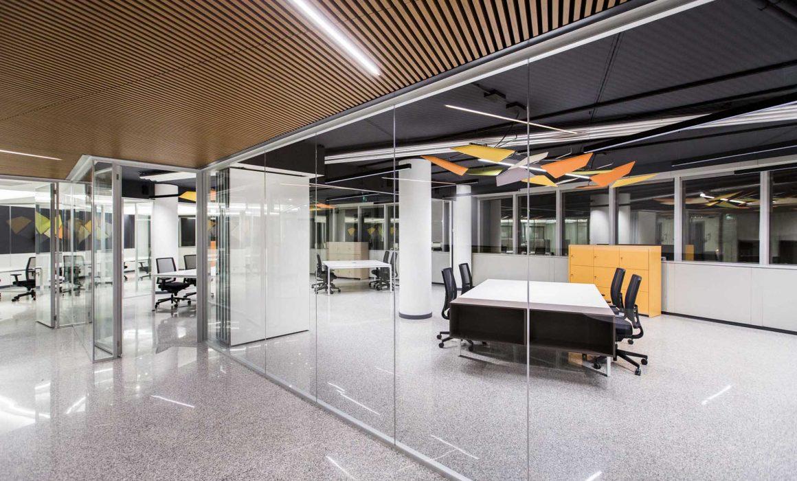 ufficio del futuro STL