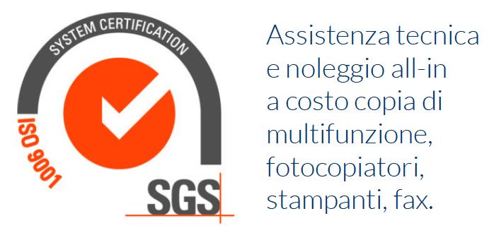 certificazione logo sgs